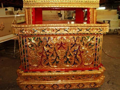 ฐานเผา2 - Suriya Coffin สุริยาหีบศพ
