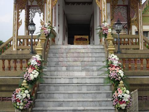 ดอกไม้ประดับเมรุ 13 Suriya Coffin