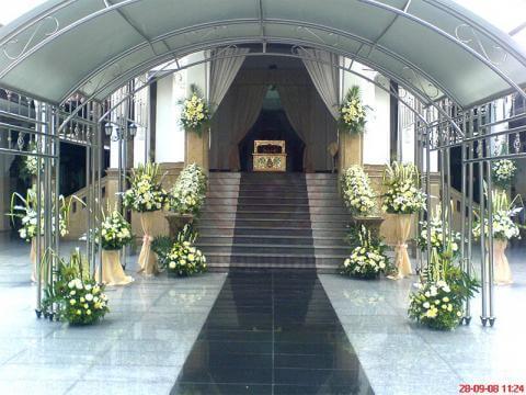 ดอกไม้ประดับเมรุ 06 Suriya Coffin