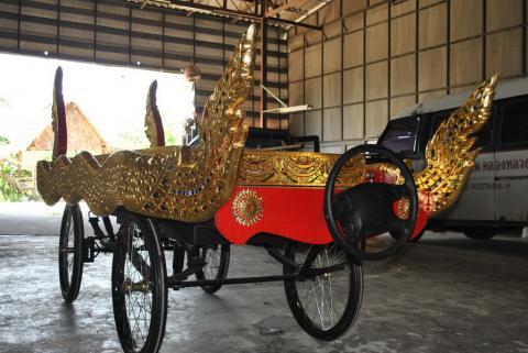 ราชรถ - Suriya Coffin สุริยาหีบศพ