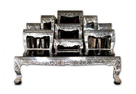 โต๊ะหมู่มุ2 - Suriya Coffin สุริยาหีบศพ