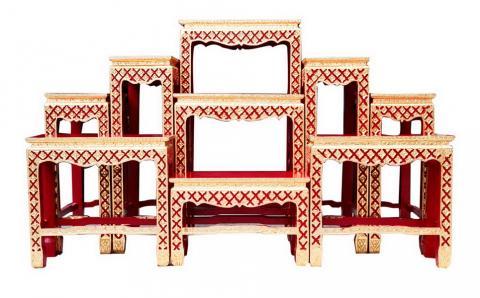 โต๊ะหมู่7 - Suriya Coffin สุริยาหีบศพ